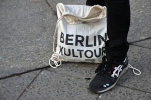 Berlin Kultour Turnbeutel