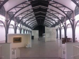 Mariana Deball Installationsansicht Hamburger Bahnhof