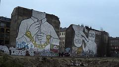 Verlust von Blu's ikonischem Graffiti gesamtes
