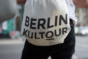 Berlin Kultour Rucksack