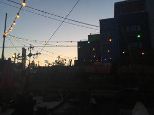 Holzmarkt Lichter