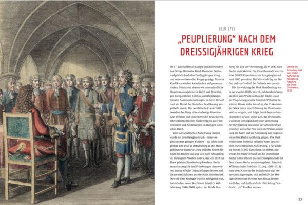 Neuberliner Hugenotten Migrationsgeschichte